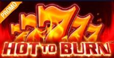 แนะนำ Hot To Burn เกมสล็อตออนไลน์ใหม่ 2020 แตกง่าย